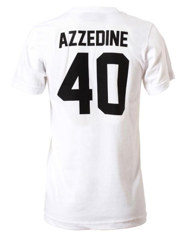 Team Azzedine t-shirt by Le Plus Dores NYC at Browns