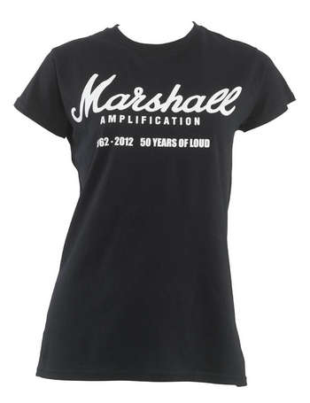 Marshall t-shirt from Marshallamps.com
