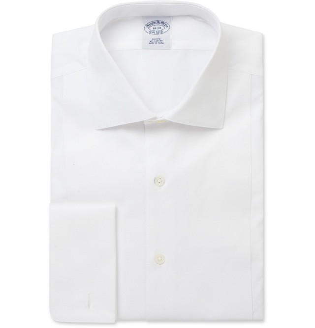 Brooks Brothers Bib-Front Tuxedo Shirt from Mr. Porter