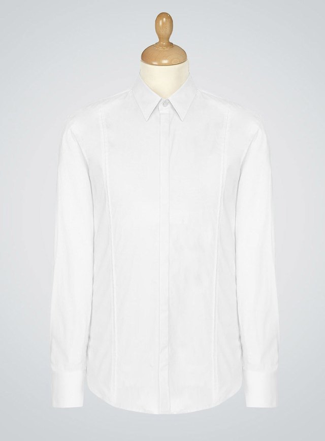 Peter Werth Poplin Shirt from Topman