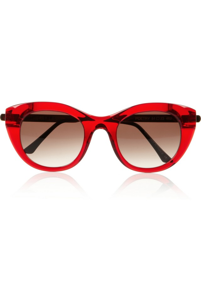Poetry cat-eye sunglasses from Net-A-Porter
