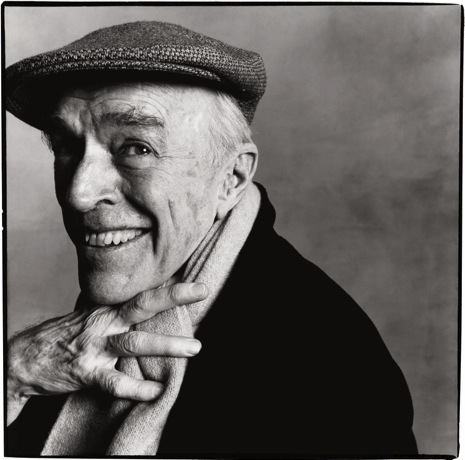 William Maxwell taken by Irving Penn.