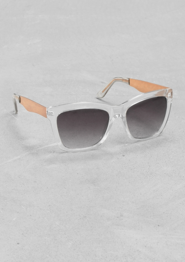 Square Frame Sunglasses - €19