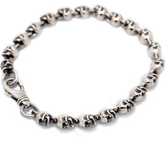 Small Skulls Bracelet