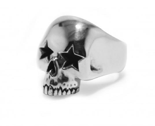 Star Eyed Skull