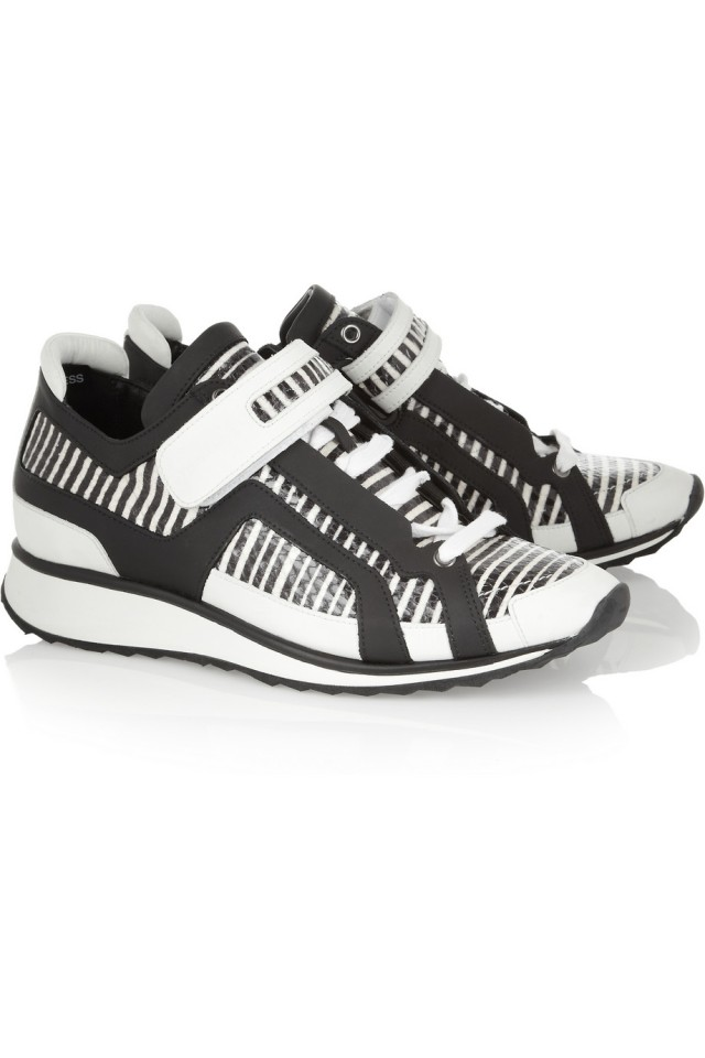 Striped Sneakers by Pierre Hardy at Net-A-Porter, €700