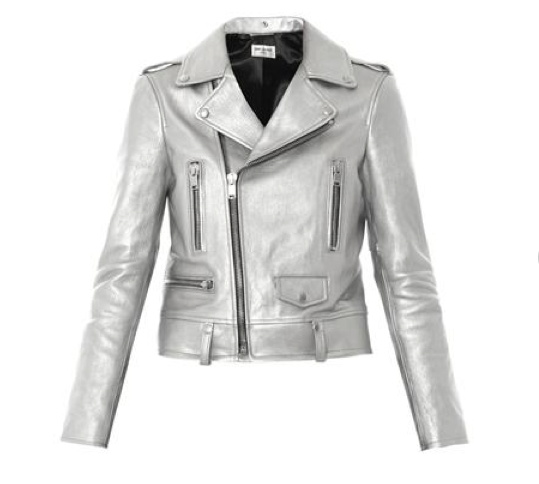 Saint Laurent Biker Jacket from Net-A-Porter, €3,698