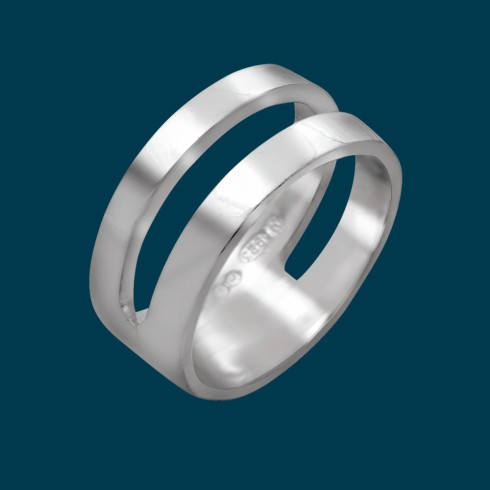Parallel Ring - €120.00