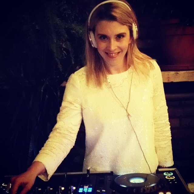 DJing at 'I Do, For Syria' charity event in House - 2015